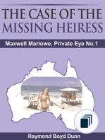 Maxwell Marlowe, Private Eye
