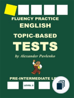 English, Fluency Practice