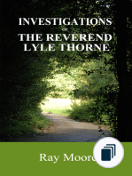 Reverend Lyle Thorne Mysteries