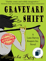 Lana Harvey, Reapers Inc.