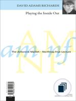 The Antonine Maillet-Northrop Frye Lecture Series