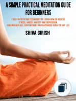 Simple Yoga Meditation Techniques For Beginners