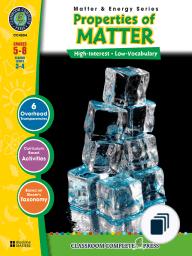 Matter & Energy Series
