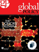 Global Policy e-books