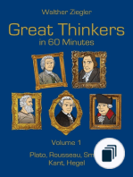 Great Thinkers in 60 Minutes