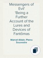 The Fantômas Novels