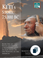 Winds of Change, a Prehistoric Fiction Series on the Peopling of the Americas