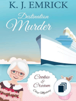 A Cookie and Cream Cozy Mystery