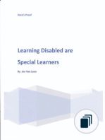 Learning Disability Help