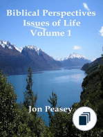 Biblical Perspectives - Issues of Life