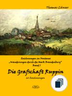 """Zeichnungen zu Fontanes """"Wanderungen durch die Mark Brandenburg"""""""