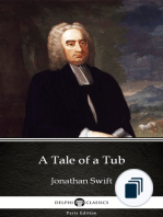 Delphi Parts Edition (Jonathan Swift)
