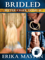 Bitter Creek Doms Short Domination Erotica