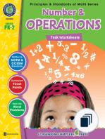 Principles & Standards of Math Series - Tasks Grades PK-2