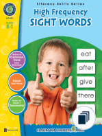 Sight & Picture Words Series