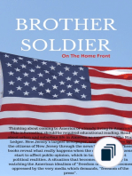 (1)Brother Soldier On The Home Front (2) Brother Soldier Banned From NJ.Com (3) Brother Soldier Back On The Front Line