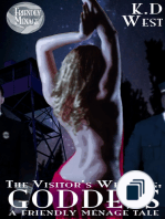 The Visitor's Wedding (Friendly Menage Tales)