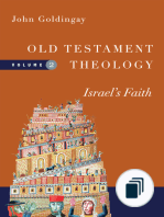 Old Testament Theology Series