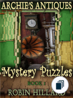 Archie's Antiques Mystery Puzzles