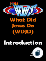 What Did Jesus Do? (WDJD)