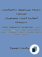 Patent Reform