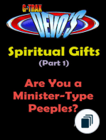 Ministry Offices and Gifts