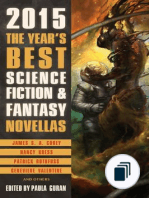 The Year's Best Science Fiction & Fantasy Novellas