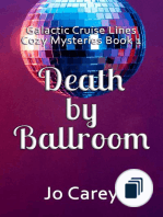 Galactic Cruise Lines Cozy Mysteries