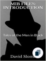 MIB Files - Tales of the Men In Black