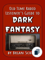 Old-Time Radio Listener's Guides