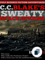 C. C. Blake's Sweaty Space Operas