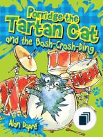 Porridge the Tartan Cat