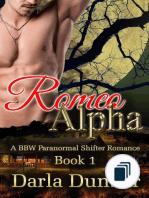 The Romeo Alpha BBW Paranormal Shifter Romance Series