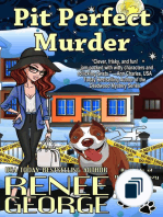 A Barkside of the Moon Cozy Mystery