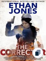 Javin Pierce Spy Thriller