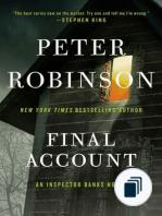 Inspector Banks Novels