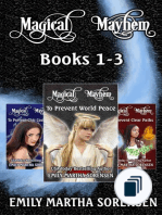 Magical Mayhem Omnibus Collections