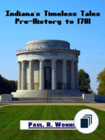 Indiana History Time Line