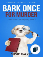 Pet Shop Cozy Mysteries