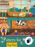 The Bait & Stitch Cozy Mystery Series
