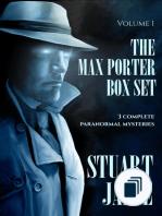 Max Porter Paranormal Mysteries Box Set