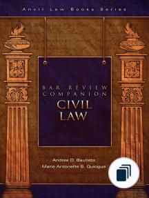 Anvil Law Books Series