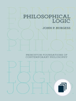 Princeton Foundations of Contemporary Philosophy