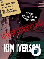 The Shadow Room Files - A collection of short horror stories
