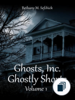 Ghosts, Inc. - The Short Story Anthologies