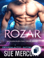 Vaxxlian Alien Mail Order Brides (Intergalactic Dating Agency)