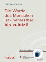 Wilhelm von Humboldt Lectures