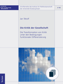Schriftenreihe des Instituts für Politikwissenschaft der Universität Duisburg-Essen