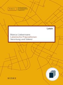 Studienbücher zur lateinischen Linguistik