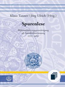 Leucorea-Studien zur Geschichte der Reformation und der Lutherischen Orthodoxie (LStRLO)